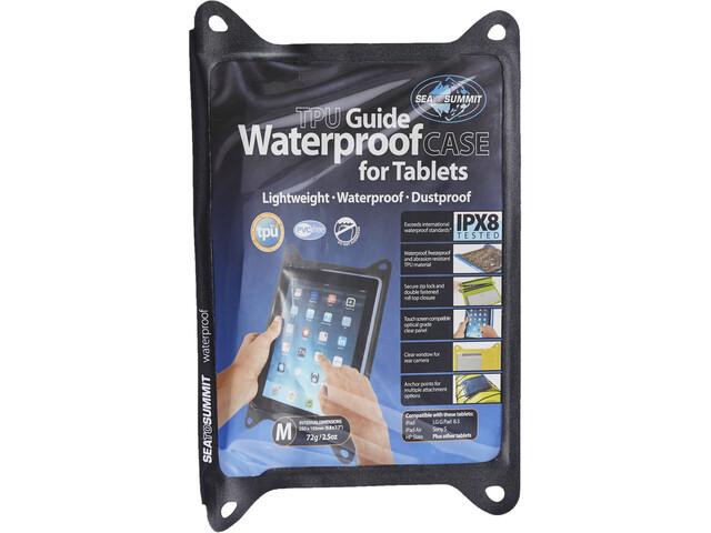 Sea to Summit TPU Waterproof Case para Tablets Medianas, black